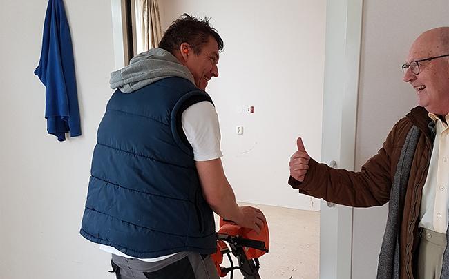 Ontruimen woning Hendrik Ido Ambacht